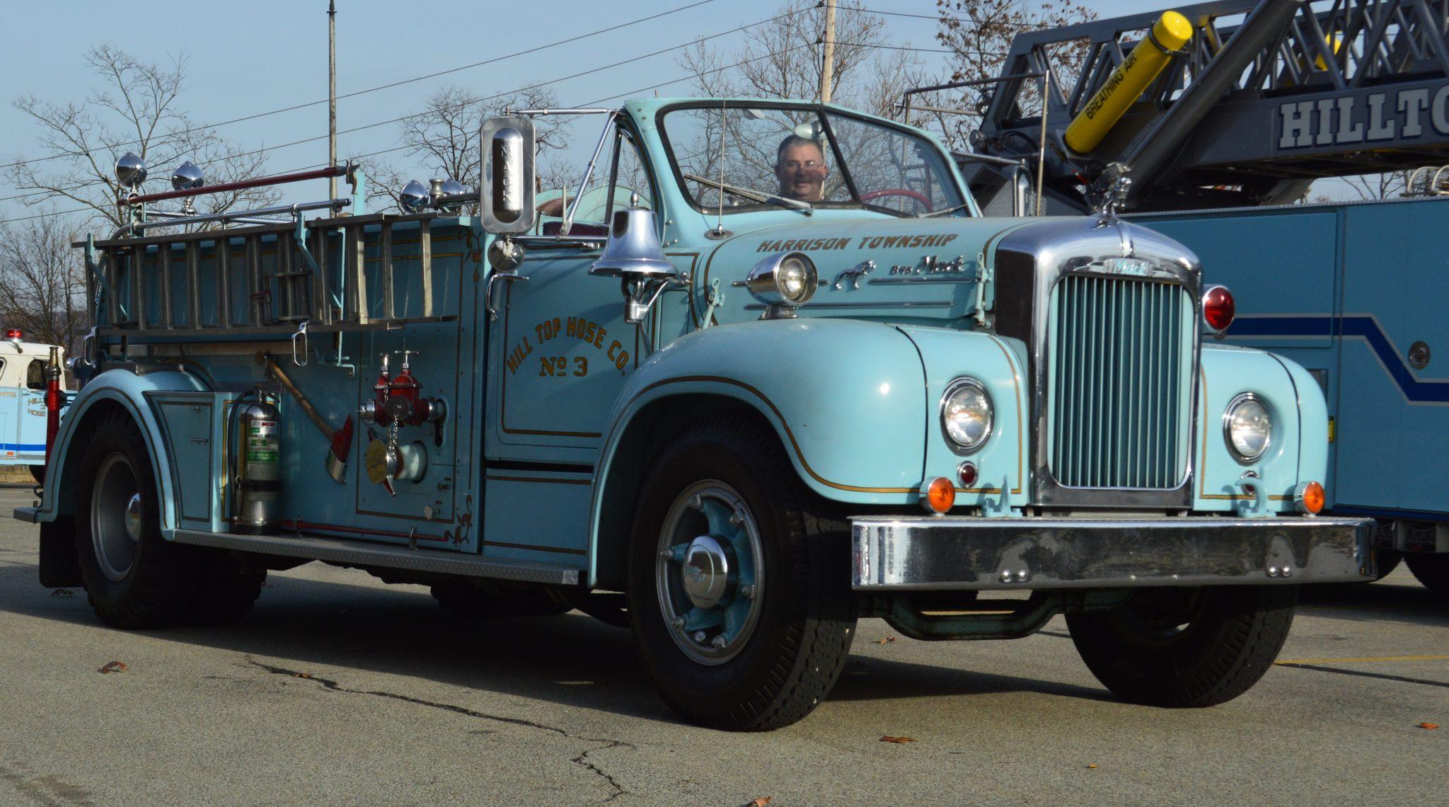 hilltop hose truck 1