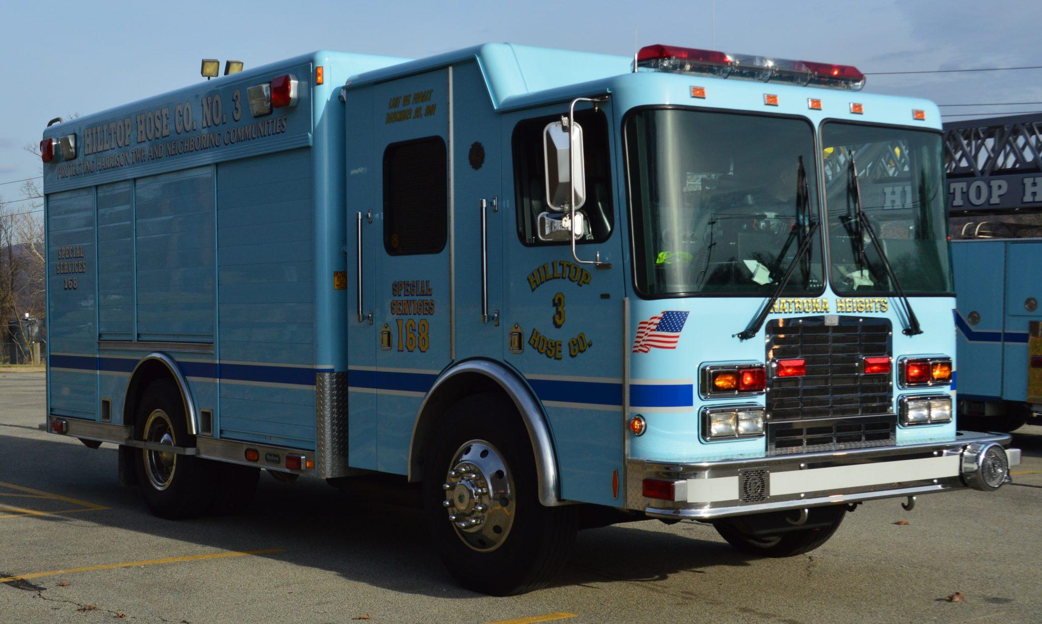hilltop hose truck 5