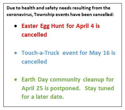 COVID-19 Cancellations